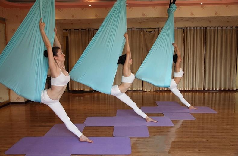 funtrend24 yoga swing schaukel kiana tuch f r aerial. Black Bedroom Furniture Sets. Home Design Ideas