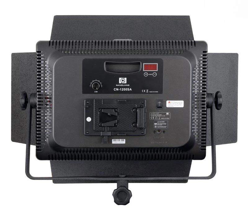 NANGUANG LED-Studio Set 1200 SA Flächen-Licht Foto Leuchte Video Lampe ANGEBOT