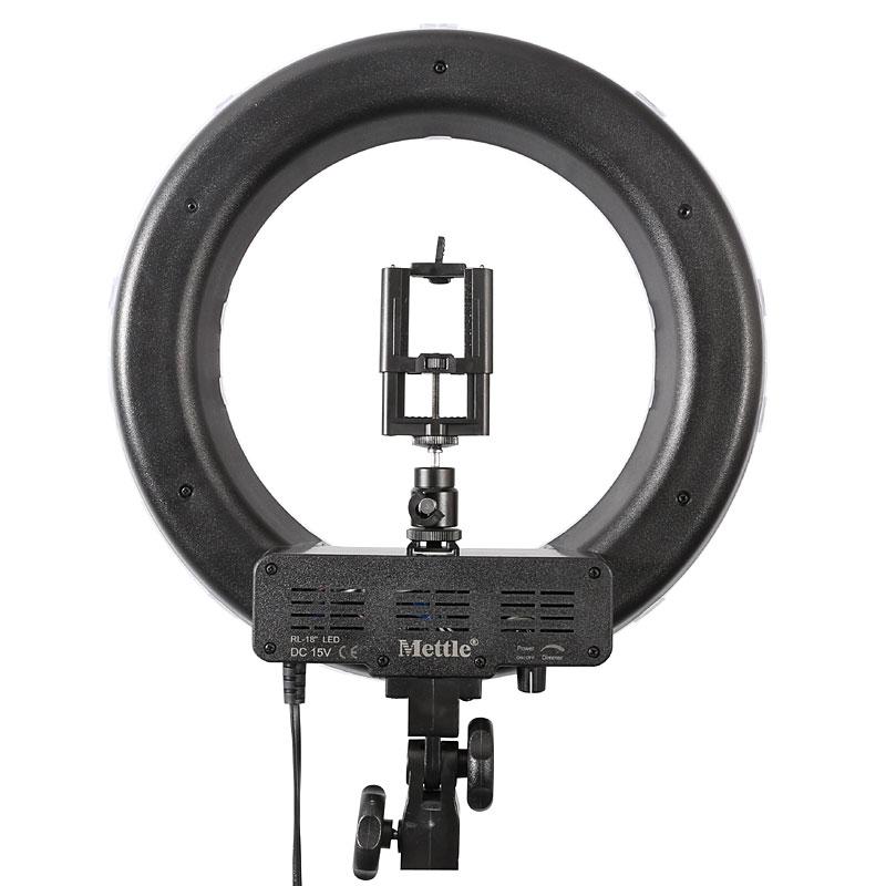 Aufnahmetische & Lichtwürfel Funtrend24 Foto Video Selfie-set Mit Ringleuchte Fotostudio-ringlicht Portrait