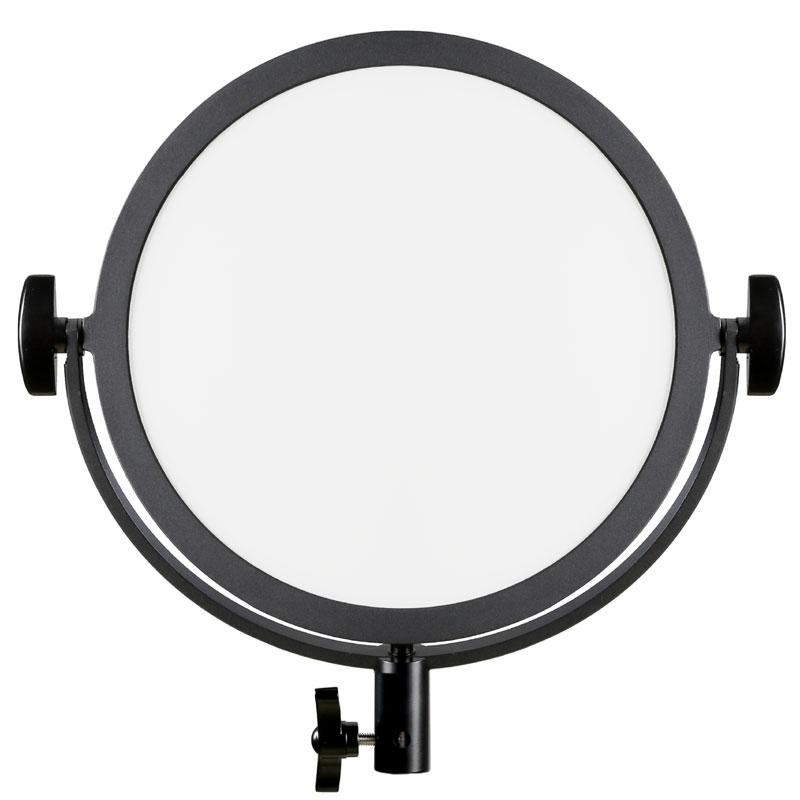 rundes led softlight c 300r studioleuchte fotoleuchte videolicht videoleuchte ebay. Black Bedroom Furniture Sets. Home Design Ideas