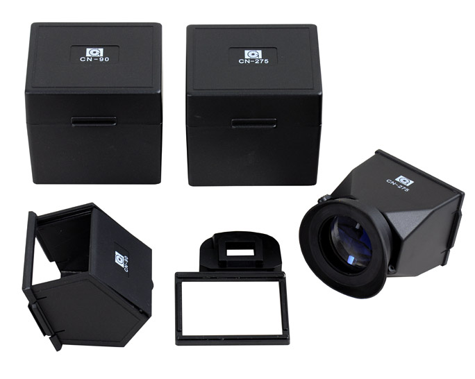 lcd view finder set displaylupe lichtschacht f r canon eos 7d 6949987418047 ebay. Black Bedroom Furniture Sets. Home Design Ideas